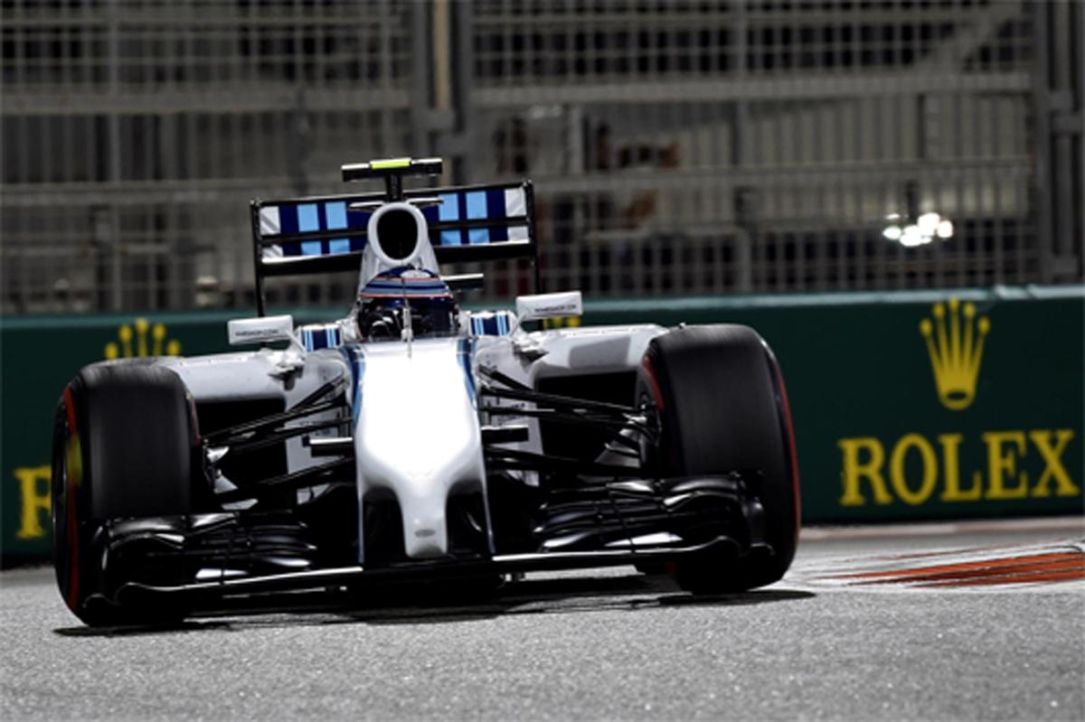 ウィリアムズ F1アブダビGP 予選