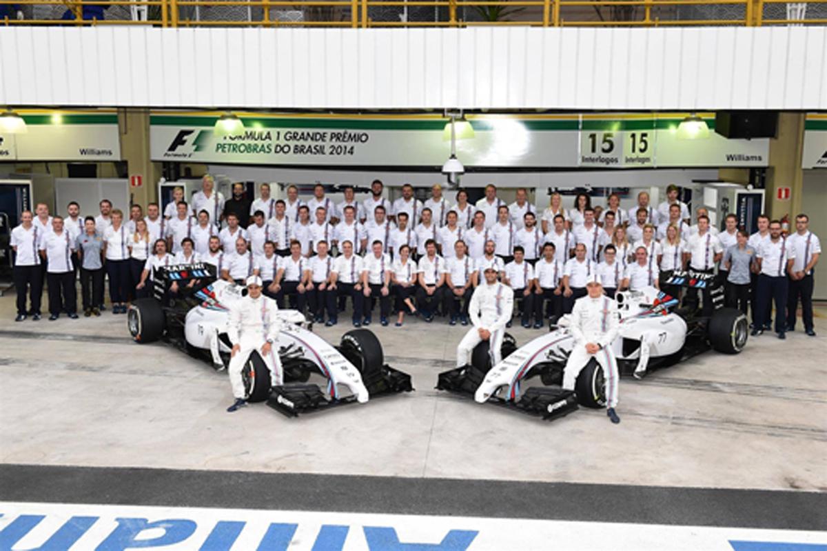 ウィリアムズ F1アブダビGP