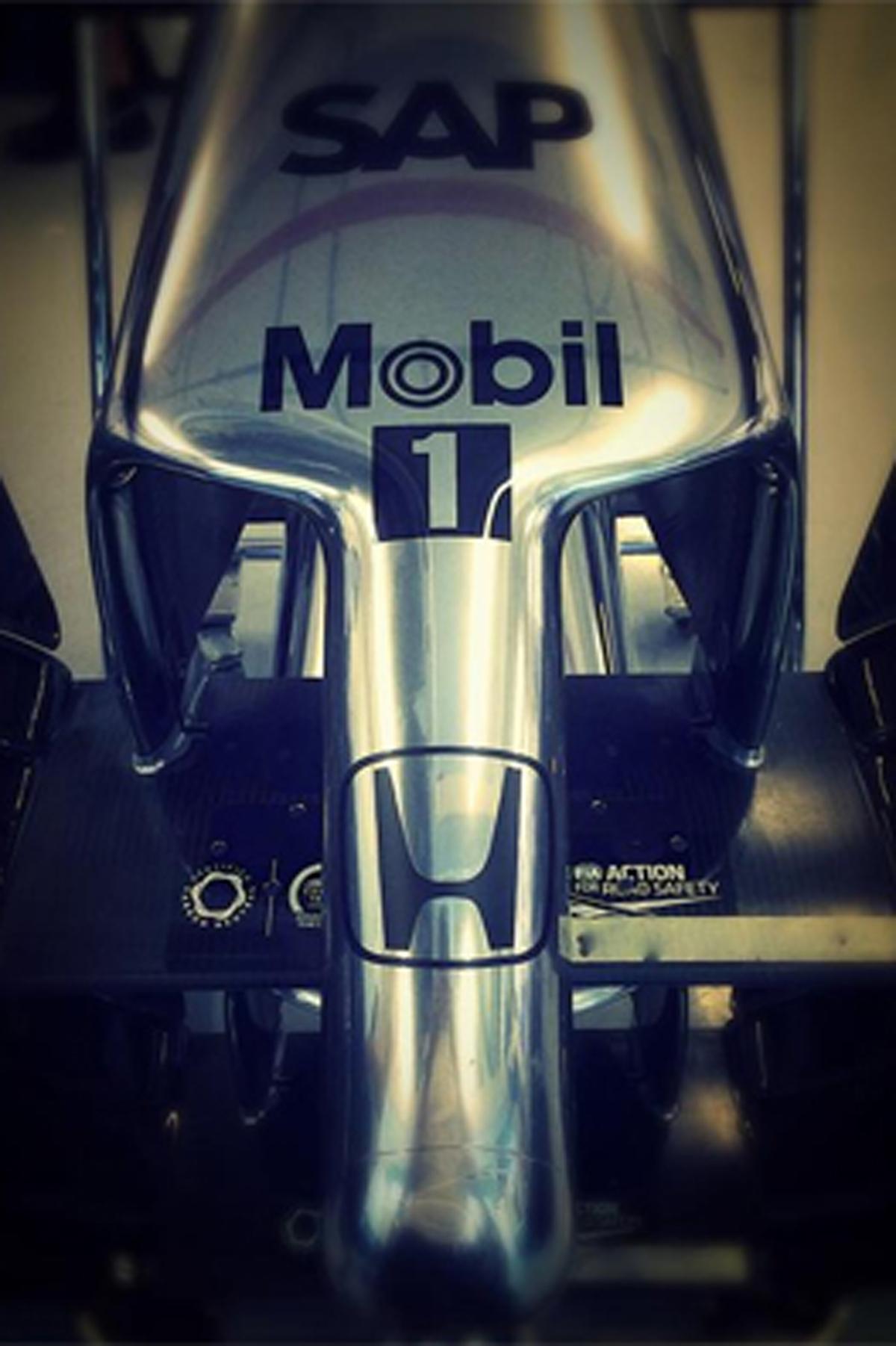 Mclaren Honda MP4-29H
