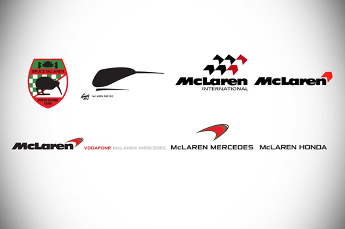 マクラーレン チームロゴ