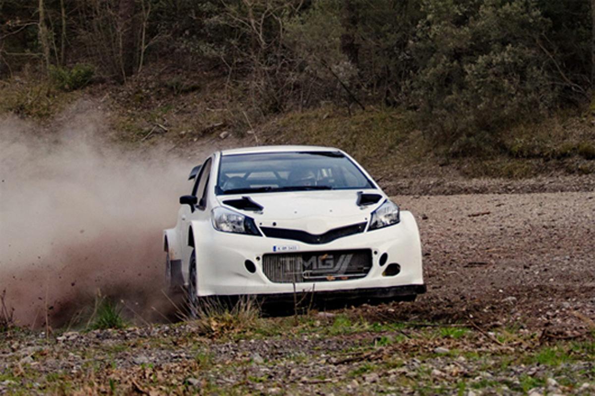 トヨタ WRC 復帰