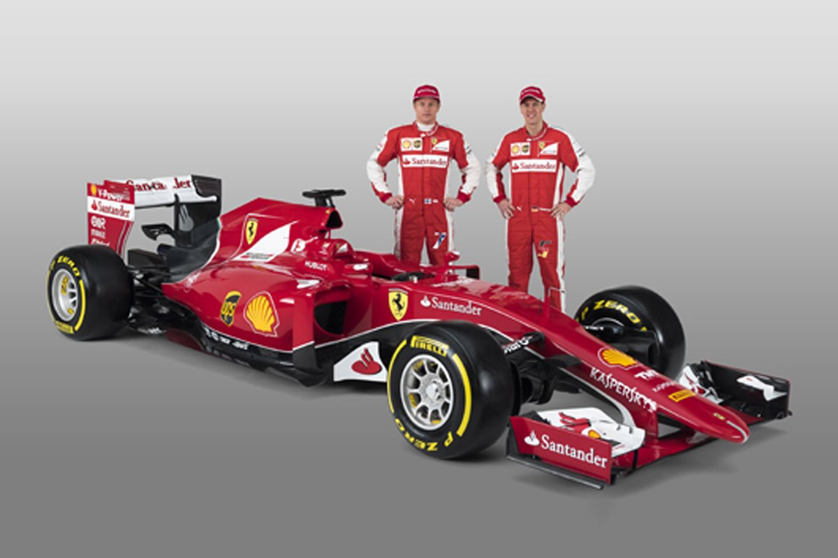 フェラーリ SF15-T