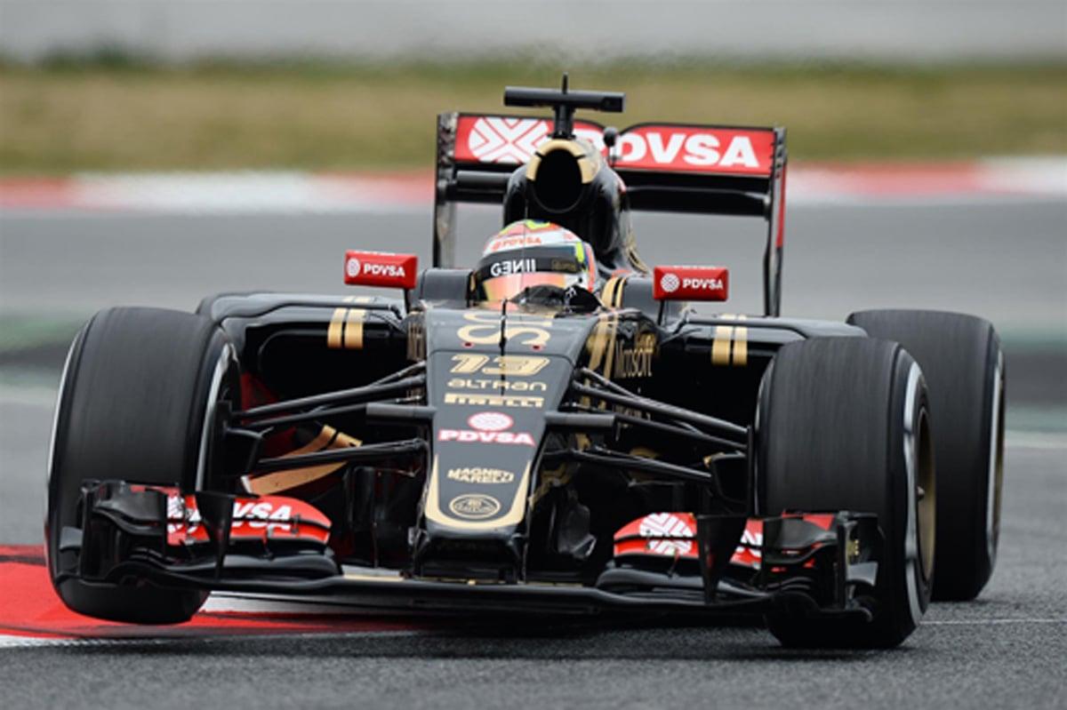 F1バルセロナテスト3日目