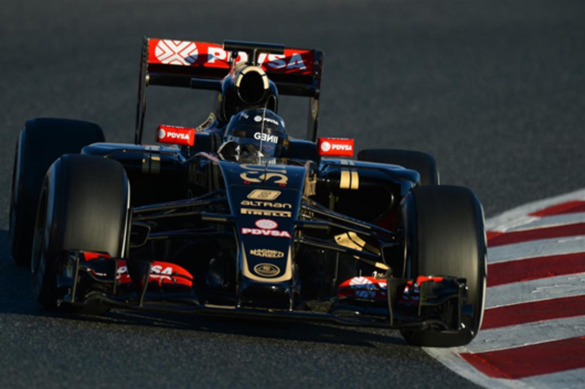 F1バルセロナテスト最終日