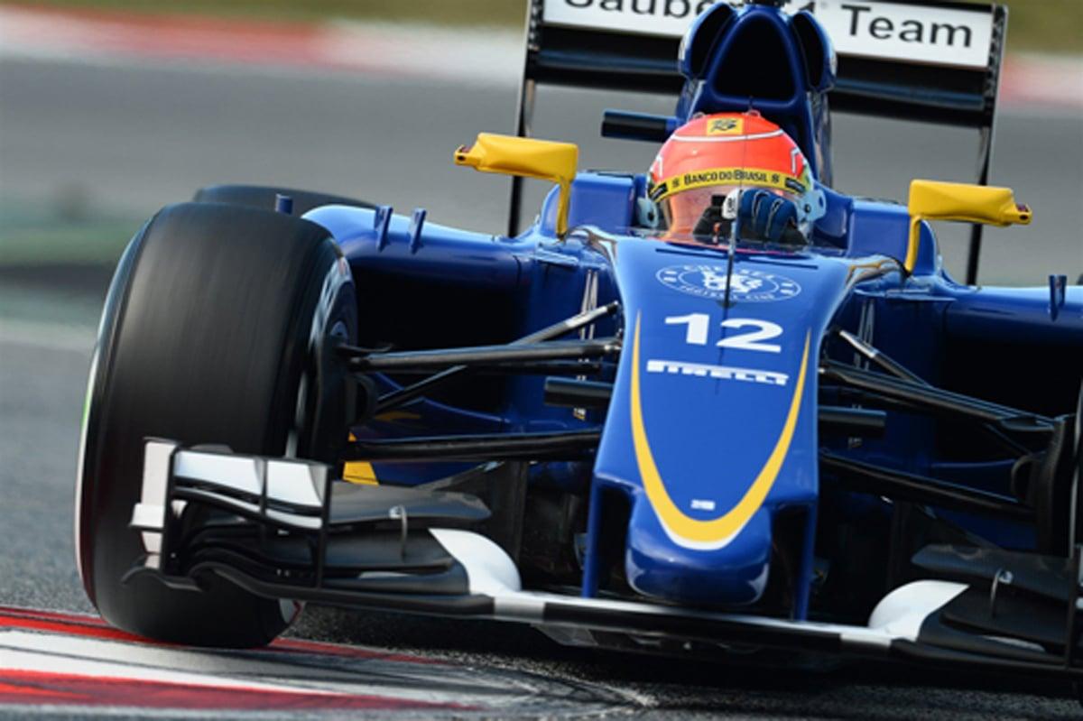 F1バルセロナテスト2日目