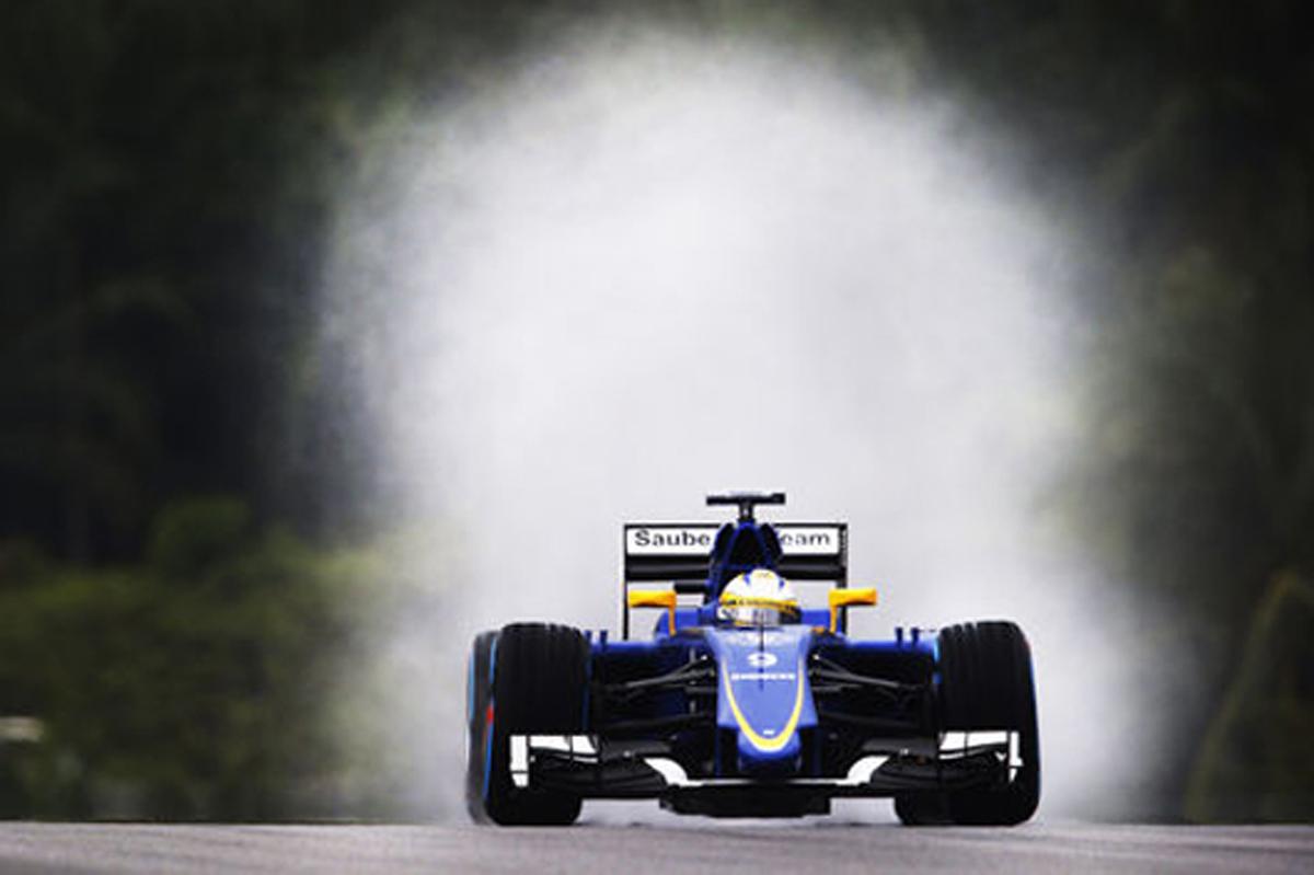 ザウバー F1マレーシアGP 予選
