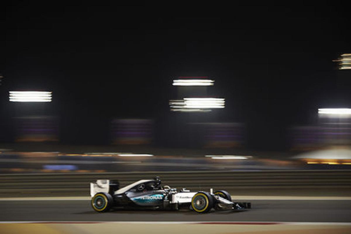 F1バーレーンGP 予選