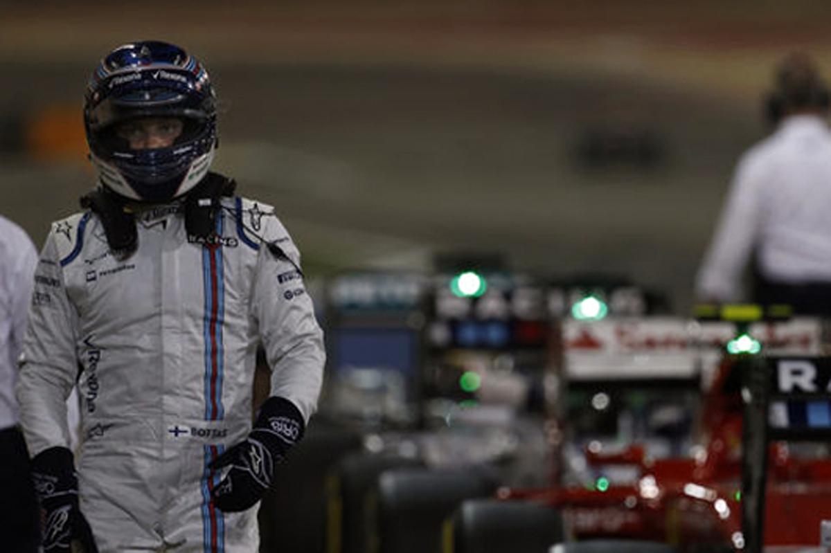 ウィリアムズ F1バーレーンGP 予選