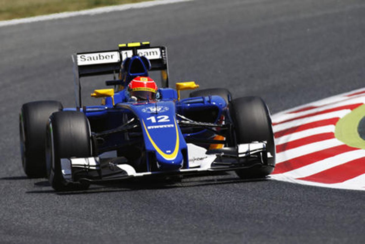 ザウバー F1スペインGP 予選結果