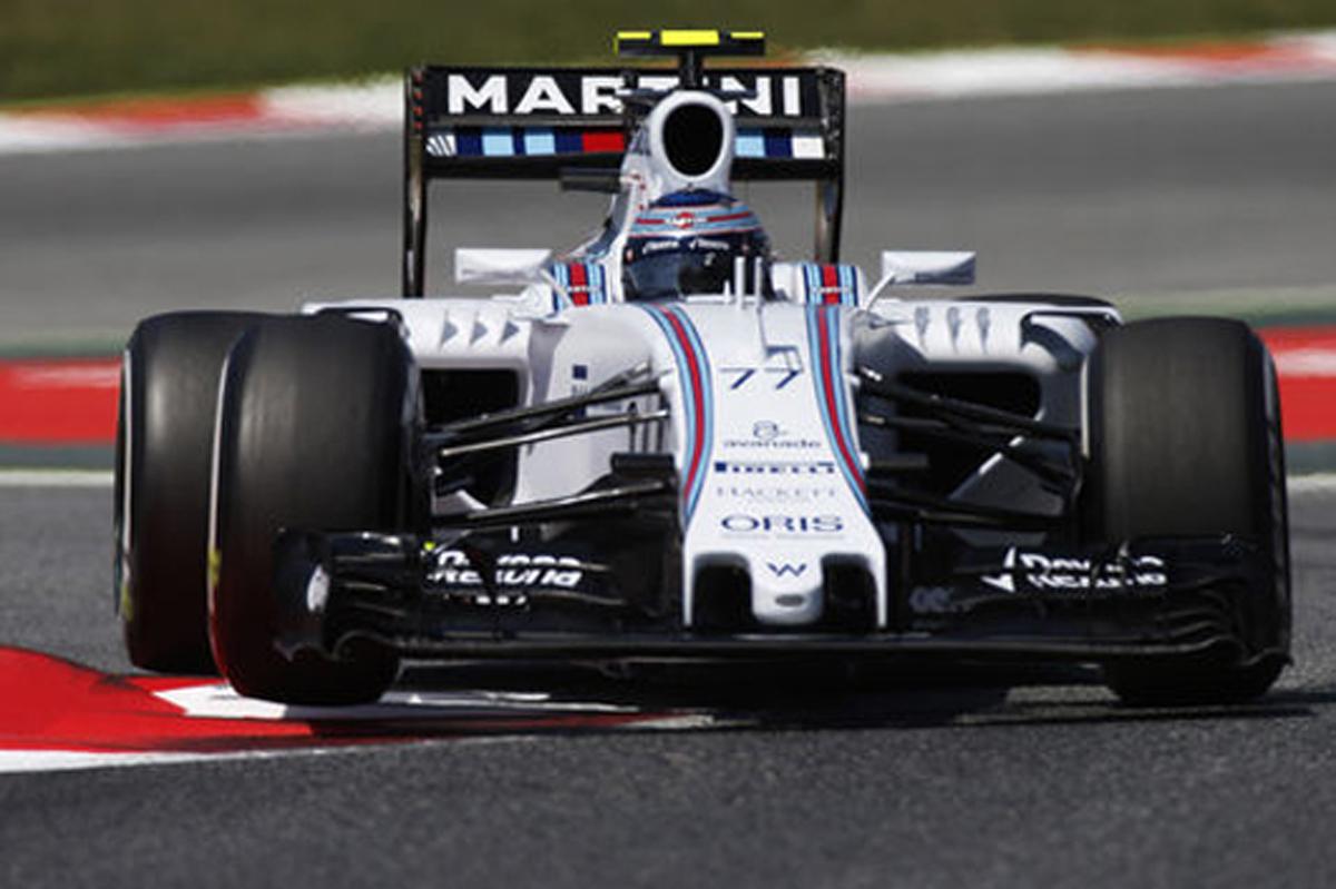 ウィリアムズ F1スペインGP 予選結果