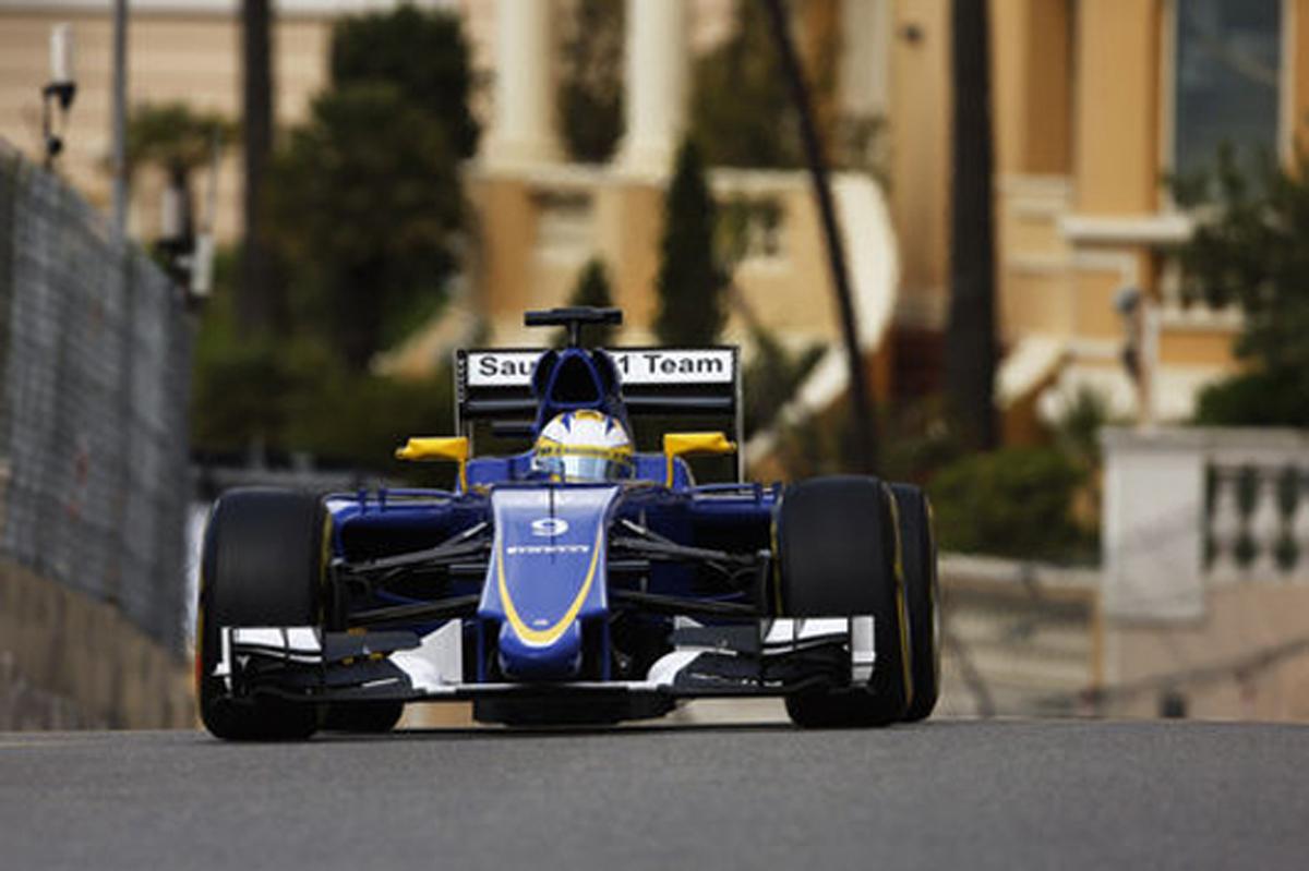ザウバー F1モナコGP