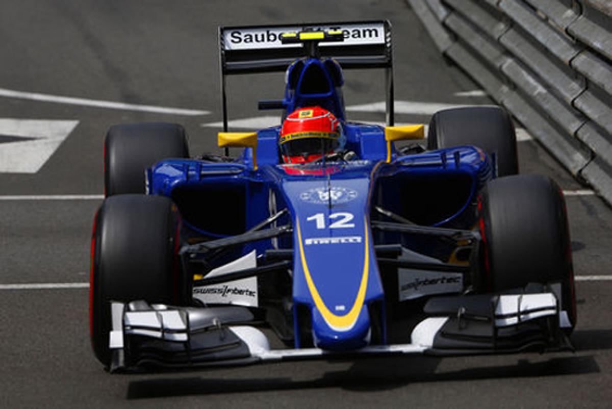 ザウバー F1モナコGP 予選