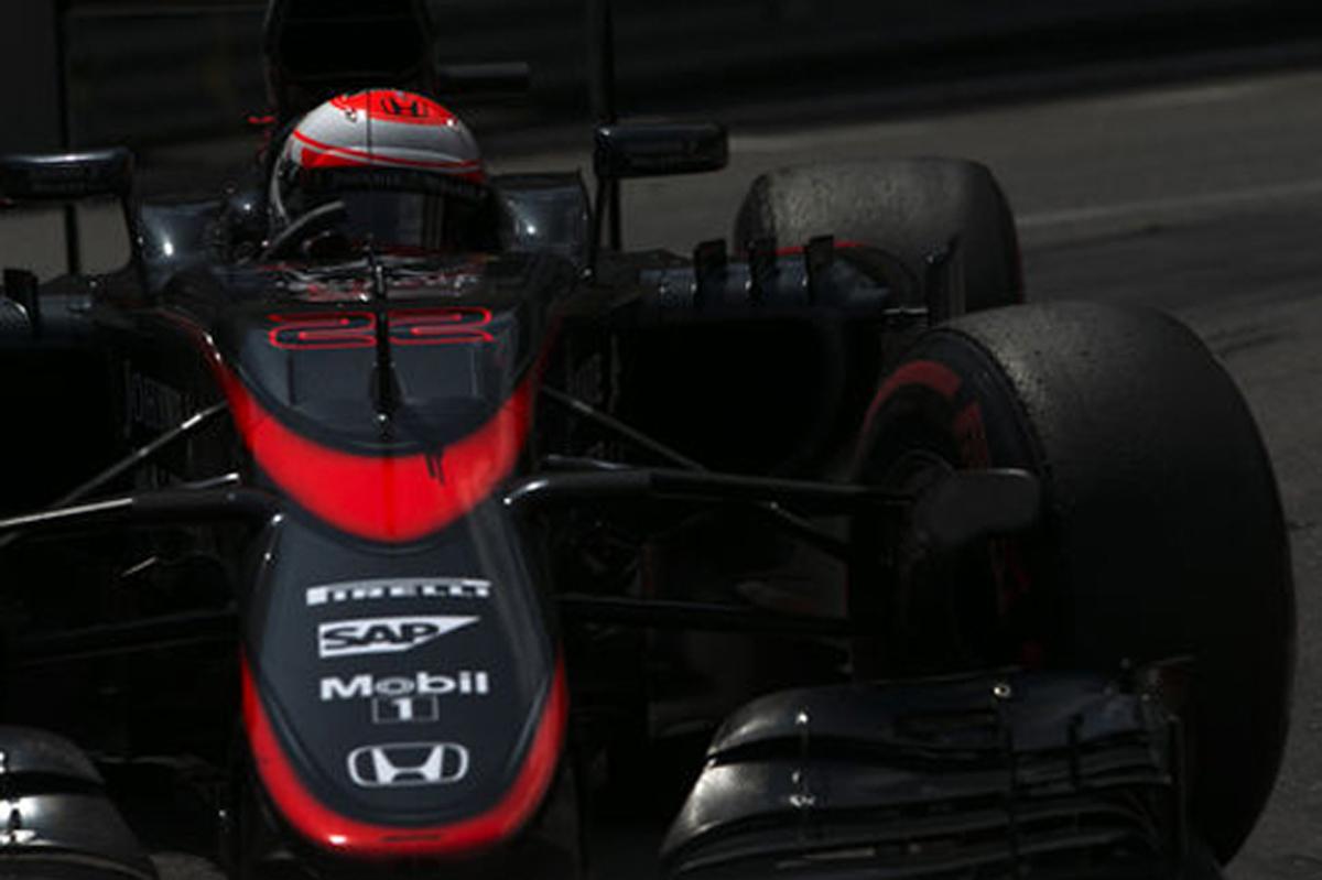 マクラーレン・ホンダ F1モナコGP 結果