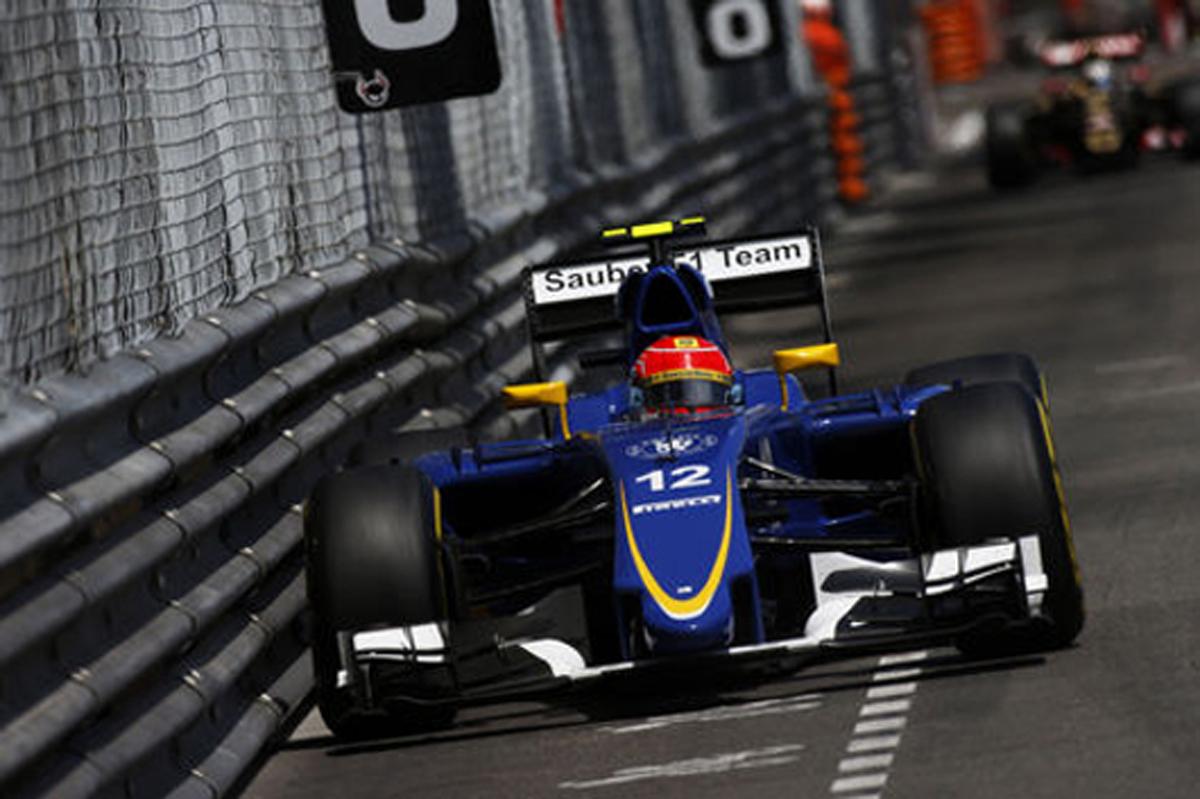 ザウバー F1モナコGP 結果