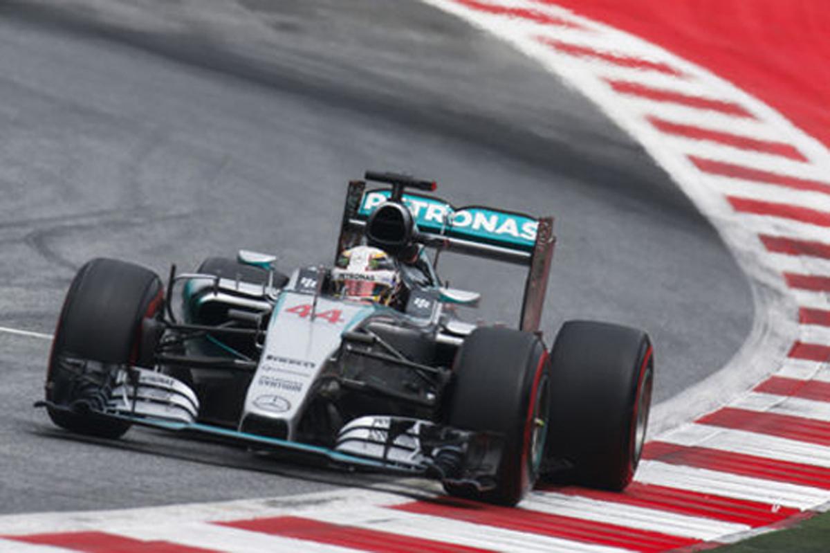 F1オーストリアGP 予選 結果