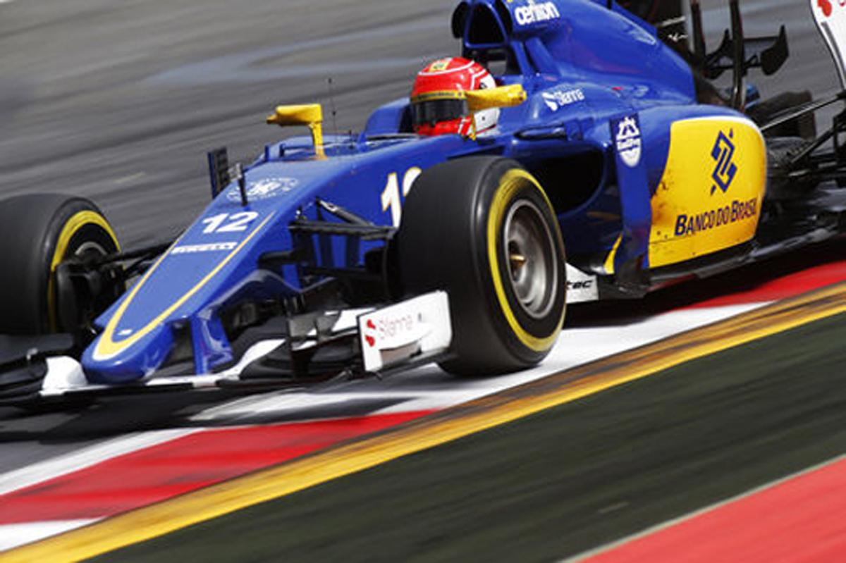 ザウバー F1オーストリアGP