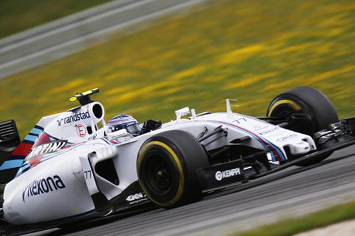 ウィリアムズ F1オーストリアGP
