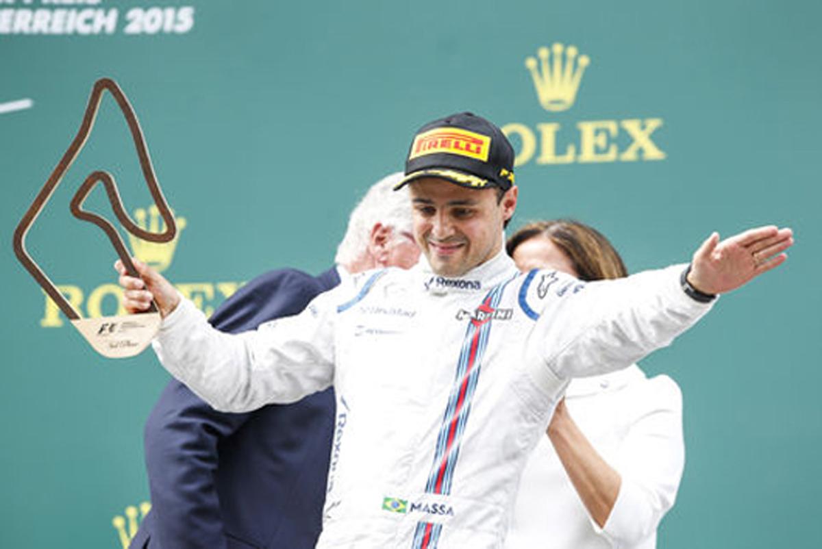 ウィリアムズ F1オーストリアGP 結果