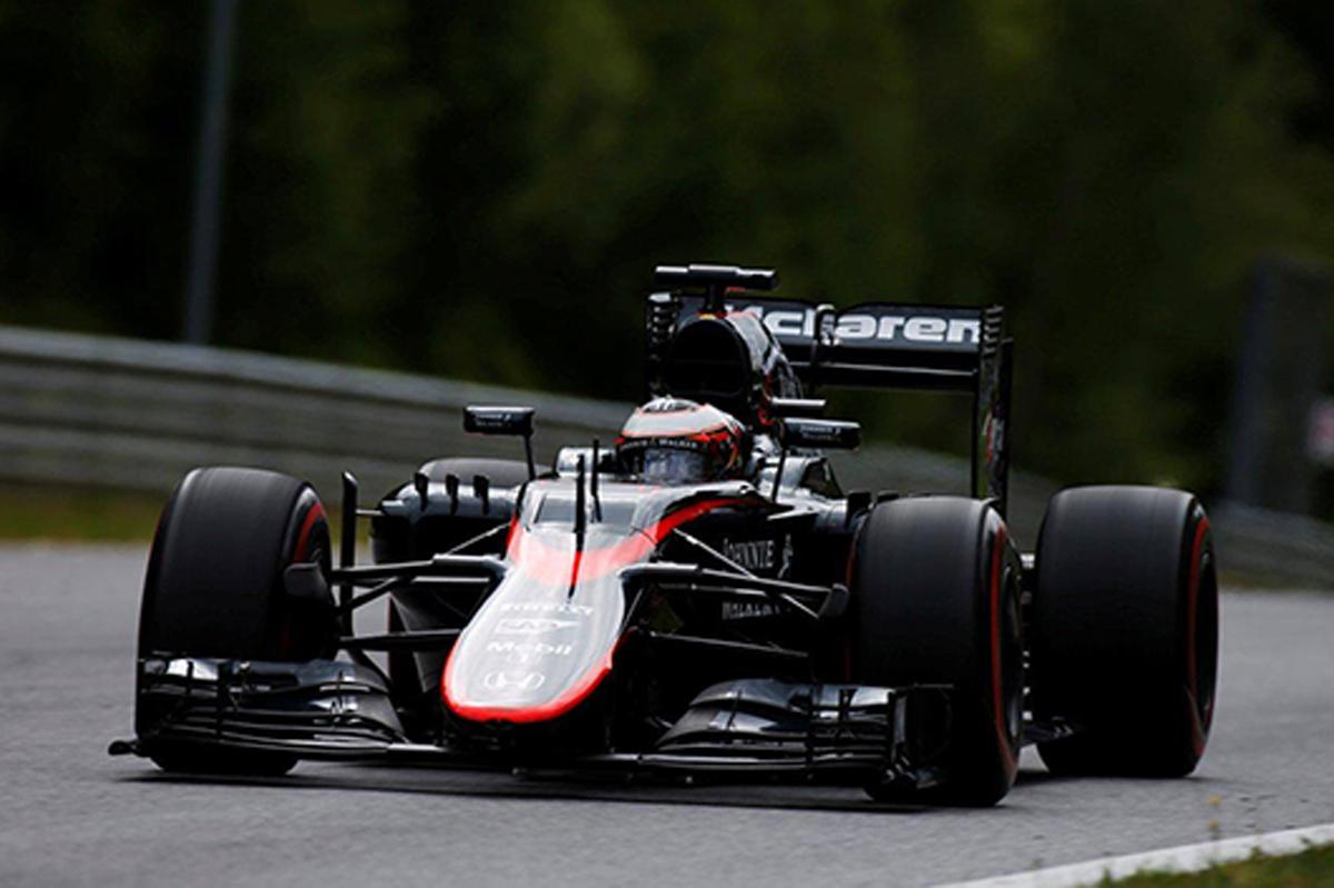 F1 オーストリア インシーズンテスト