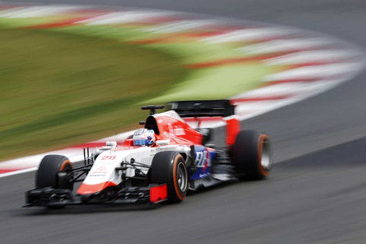 マノー・マルシャ F1イギリスGP 予選
