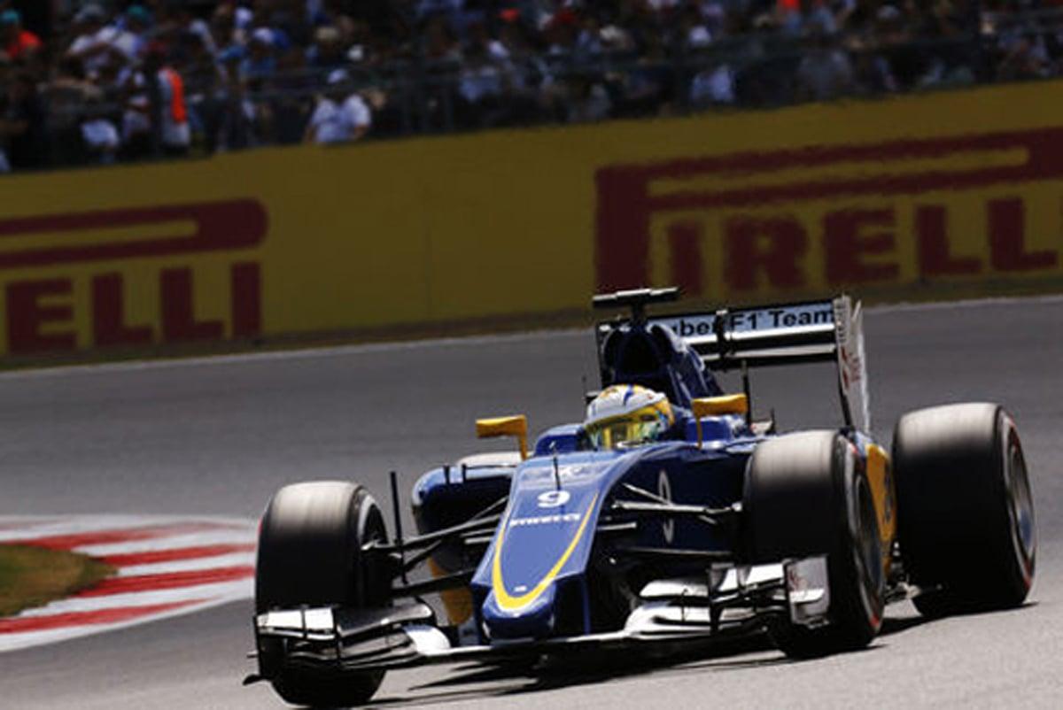 ザウバー F1イギリスGP 予選