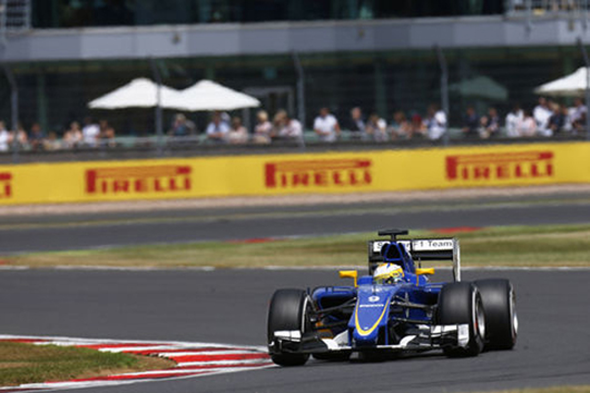 ザウバー F1イギリスGP 結果