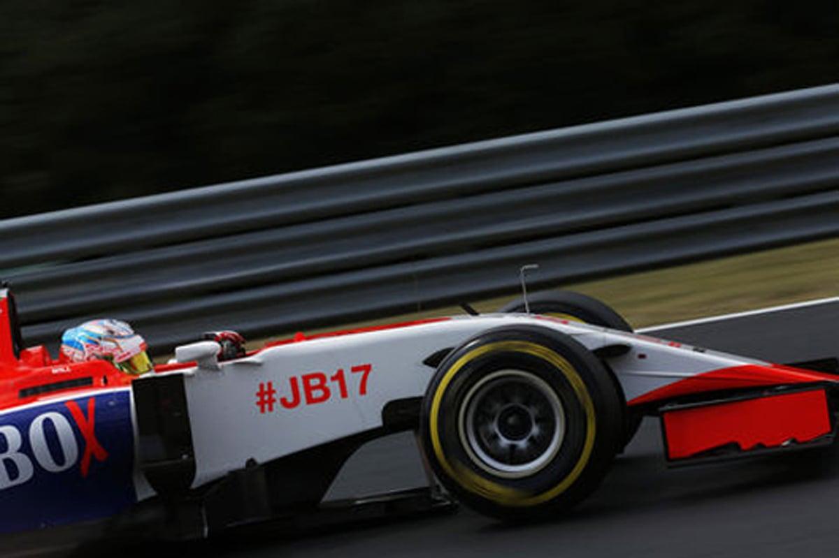 マノー・マルシャ F1ハンガリーGP 予選
