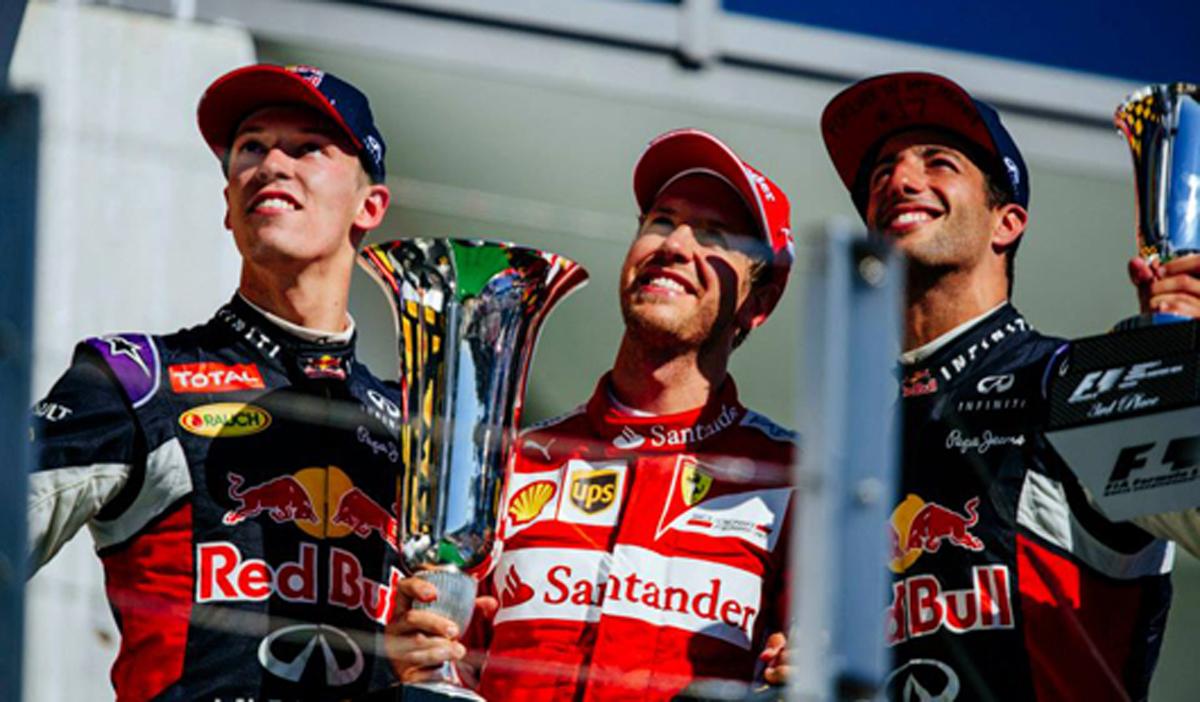 F1 ハンガリーGP 決勝