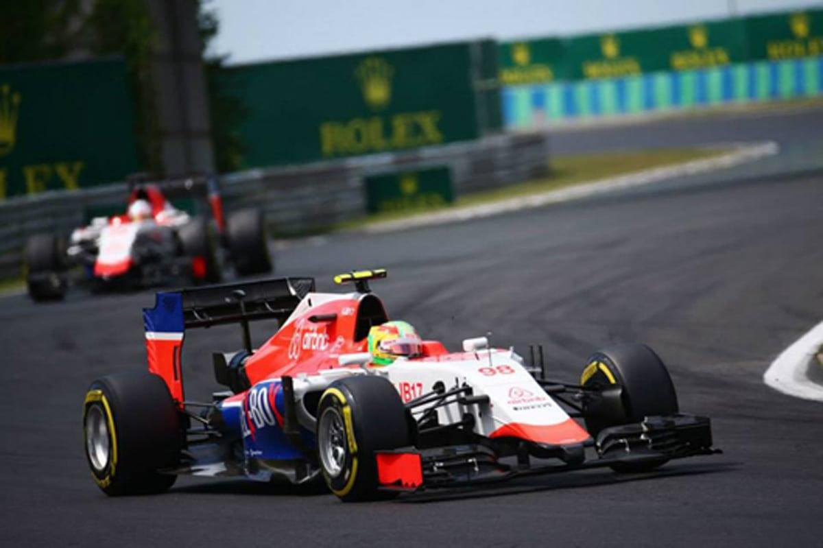 マノー・マルシャ F1ハンガリーGP 結果