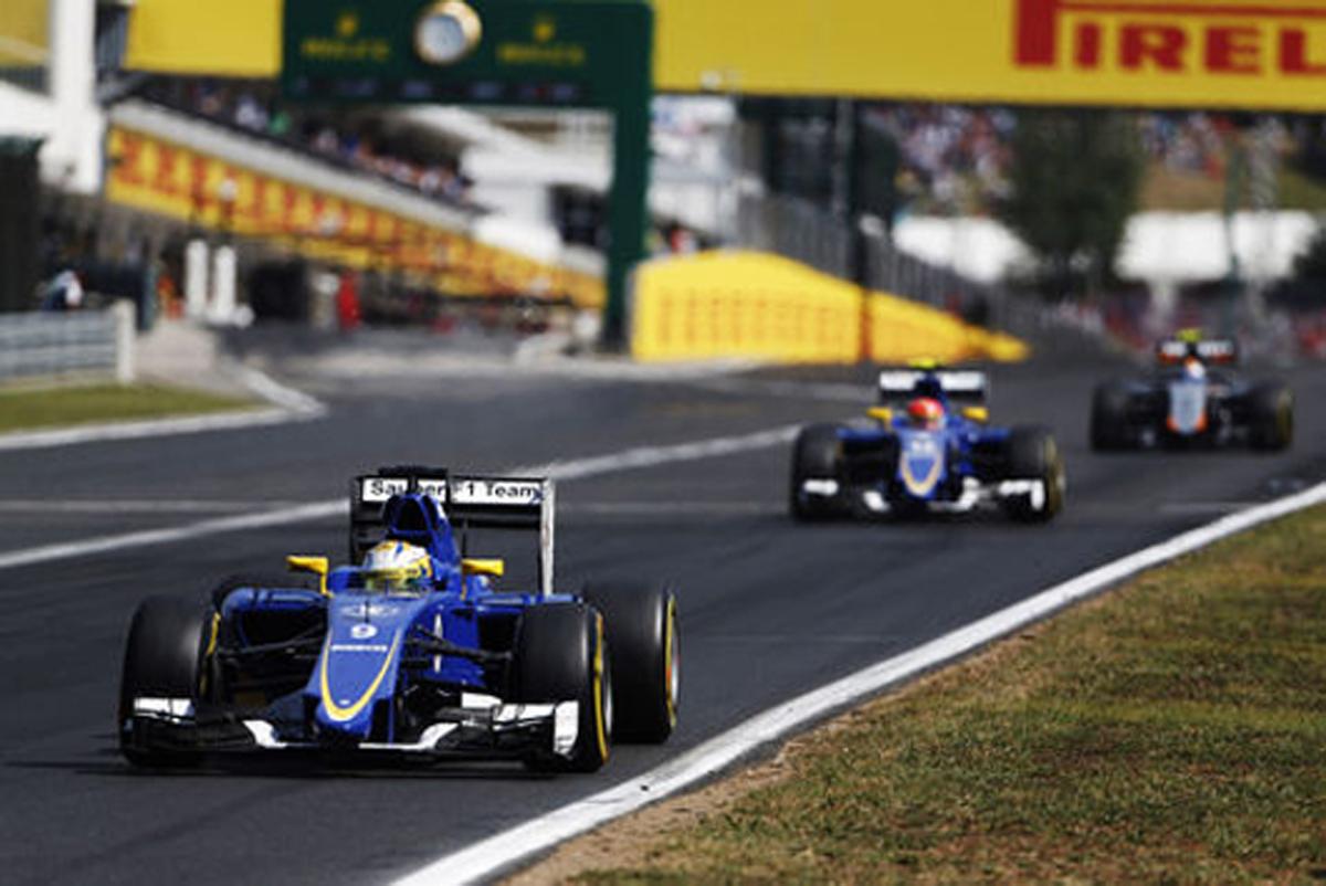 ザウバー F1ハンガリーGP 結果