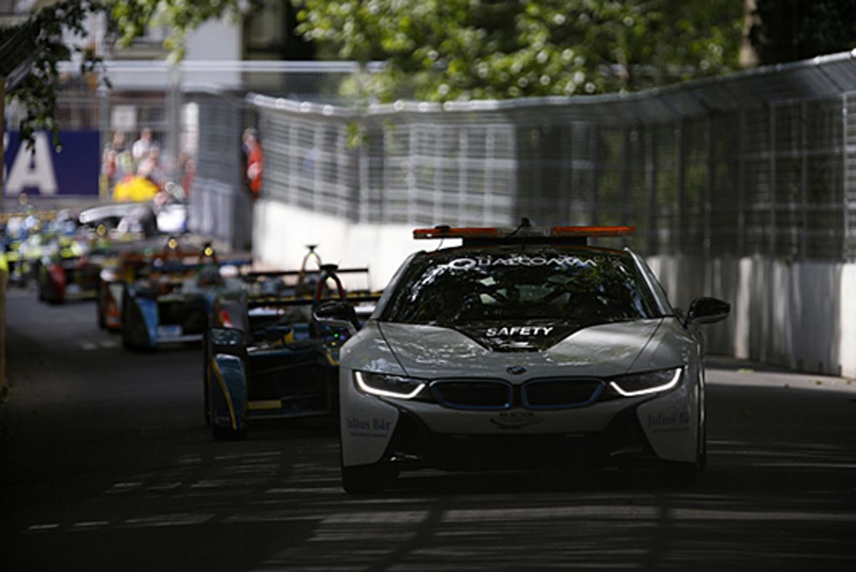 BMW フォーミュラE