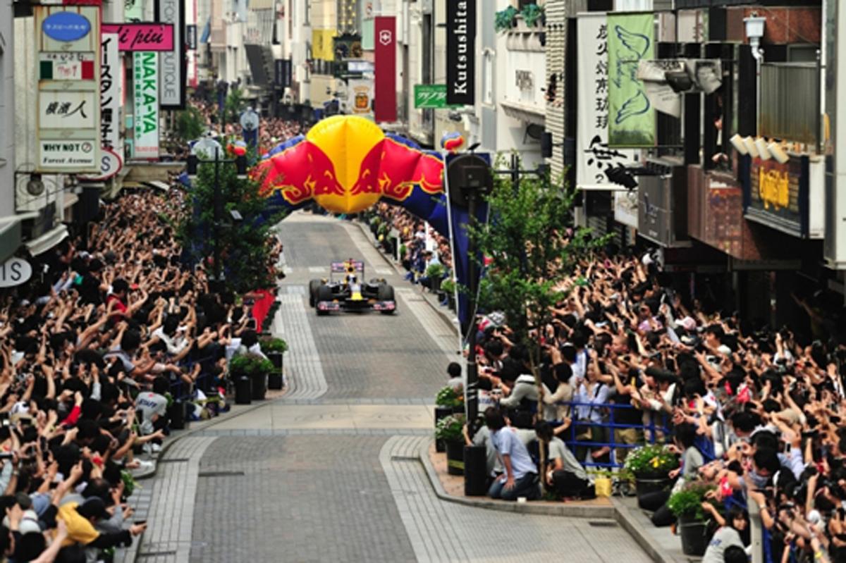 大阪・御堂筋 F1