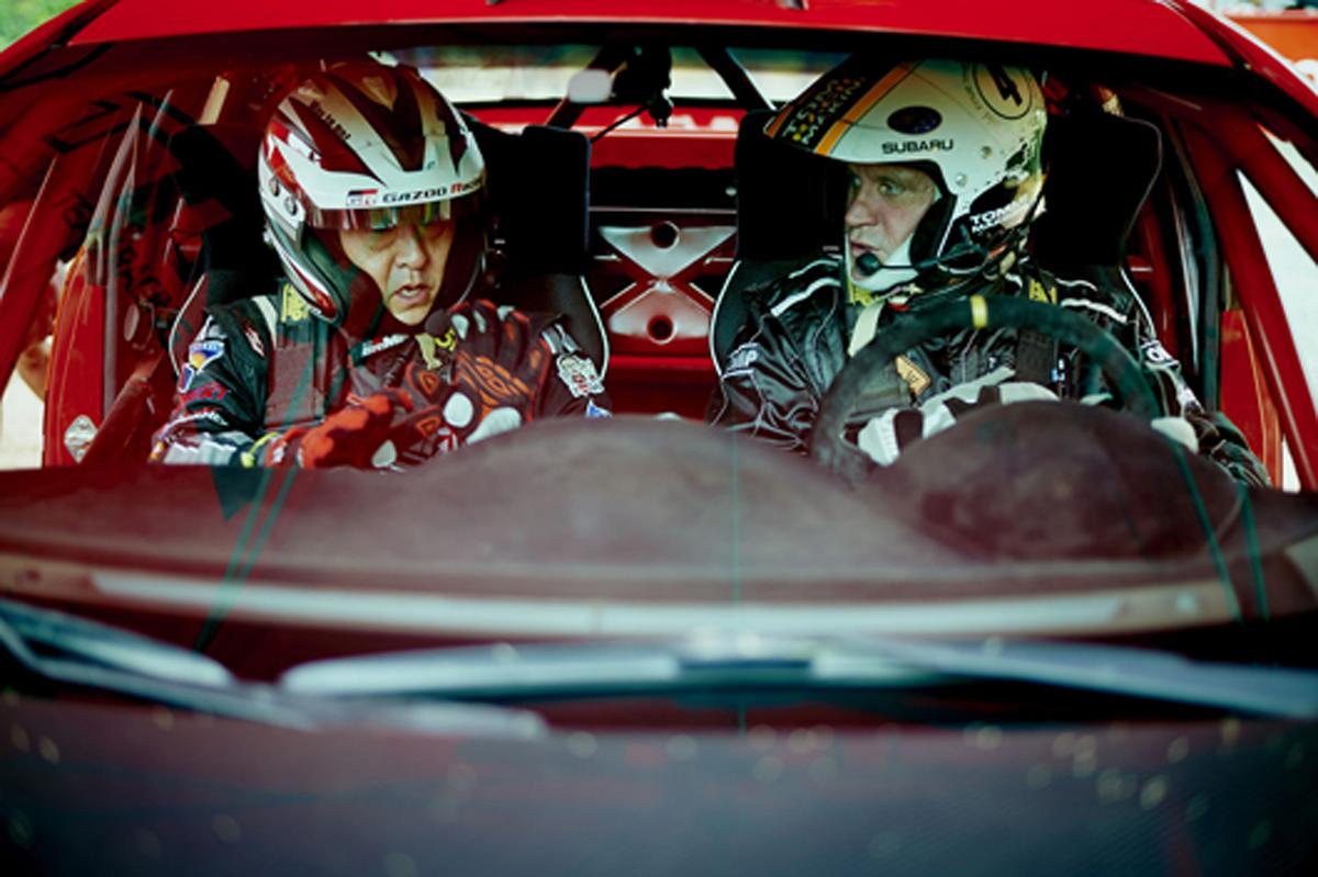 トヨタ WRC