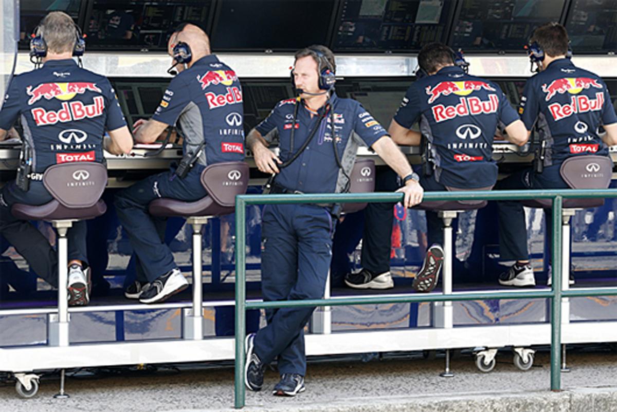 F1 無線通信 規制