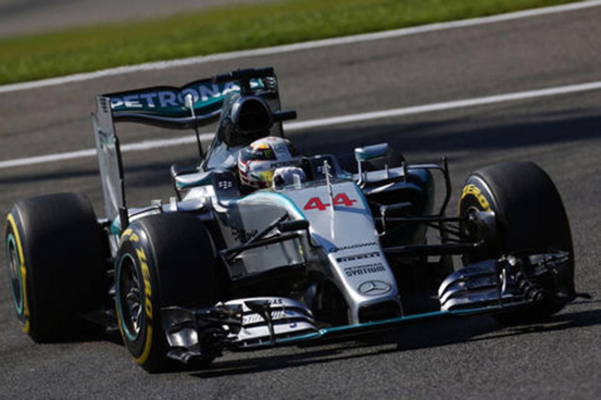 F1ベルギーGP 予選 結果