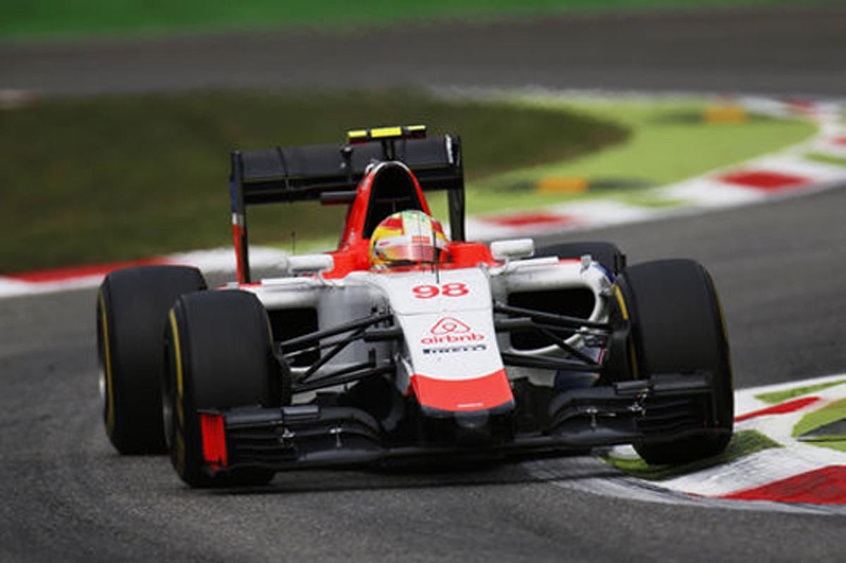 マノー・マルシャ F1イタリアGP 予選