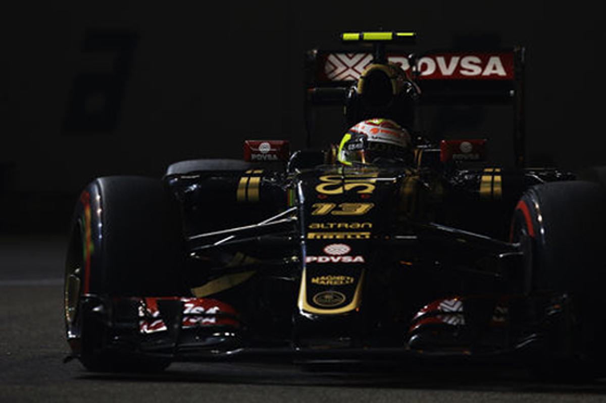 ロータス F1シンガポールGP