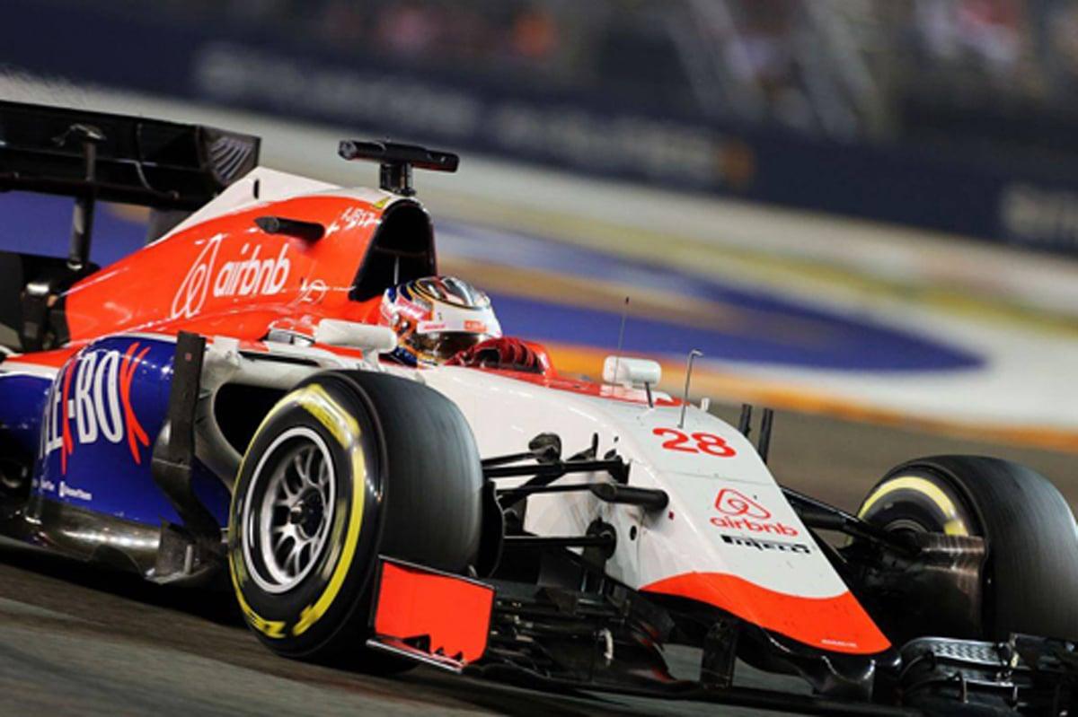 マノー・マルシャ F1シンガポールGP 結果