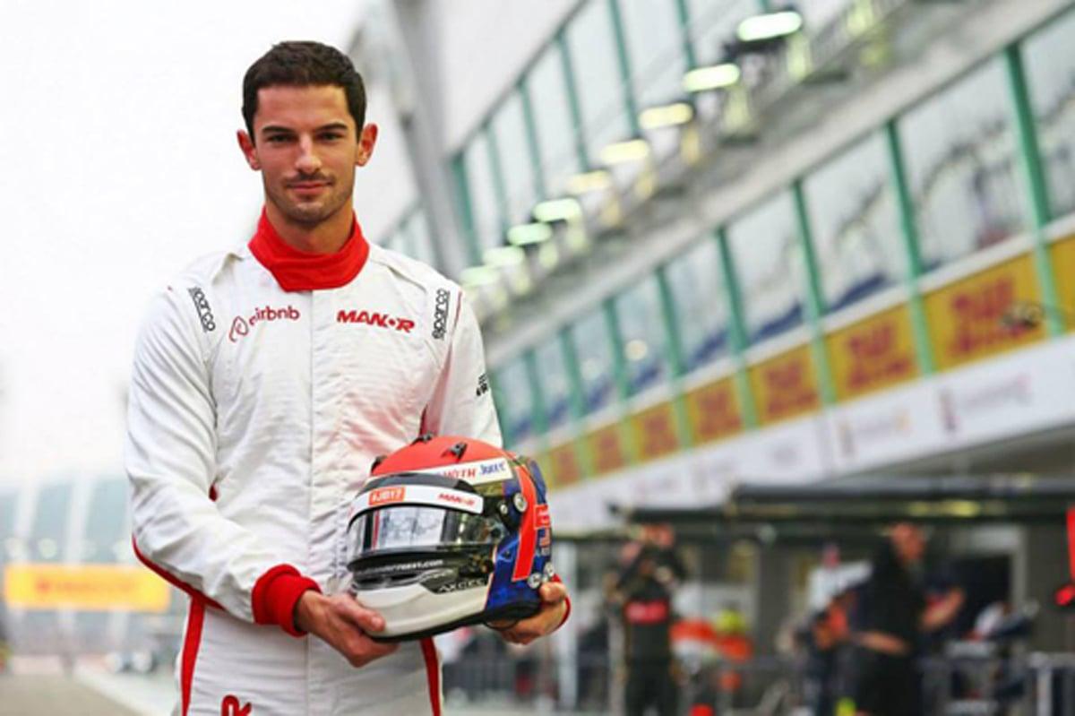 アレキサンダー・ロッシ F1日本グランプリ