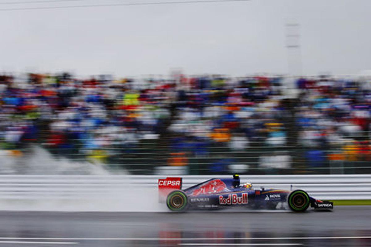 F1日本グランプリ