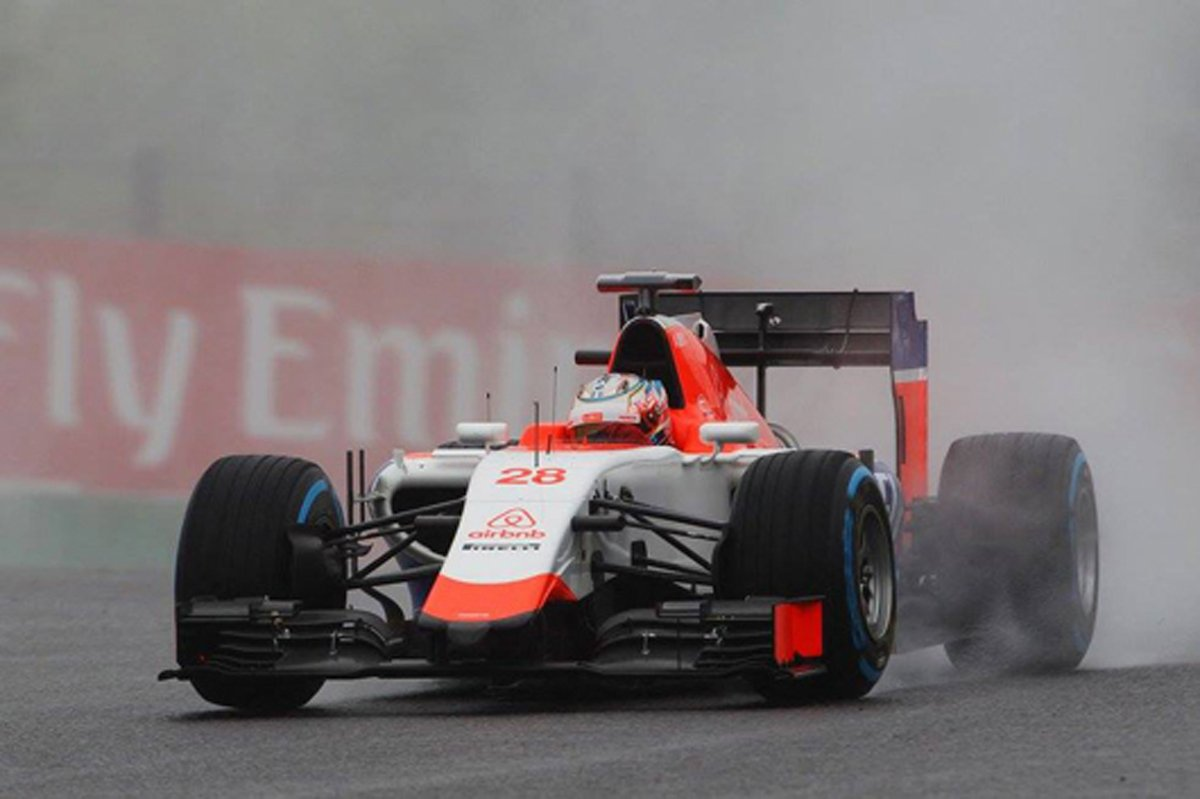 マノー・マルシャ F1日本グランプリ 速報