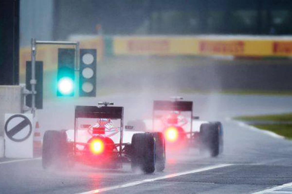 ウィリアムズ F1日本グランプリ 速報