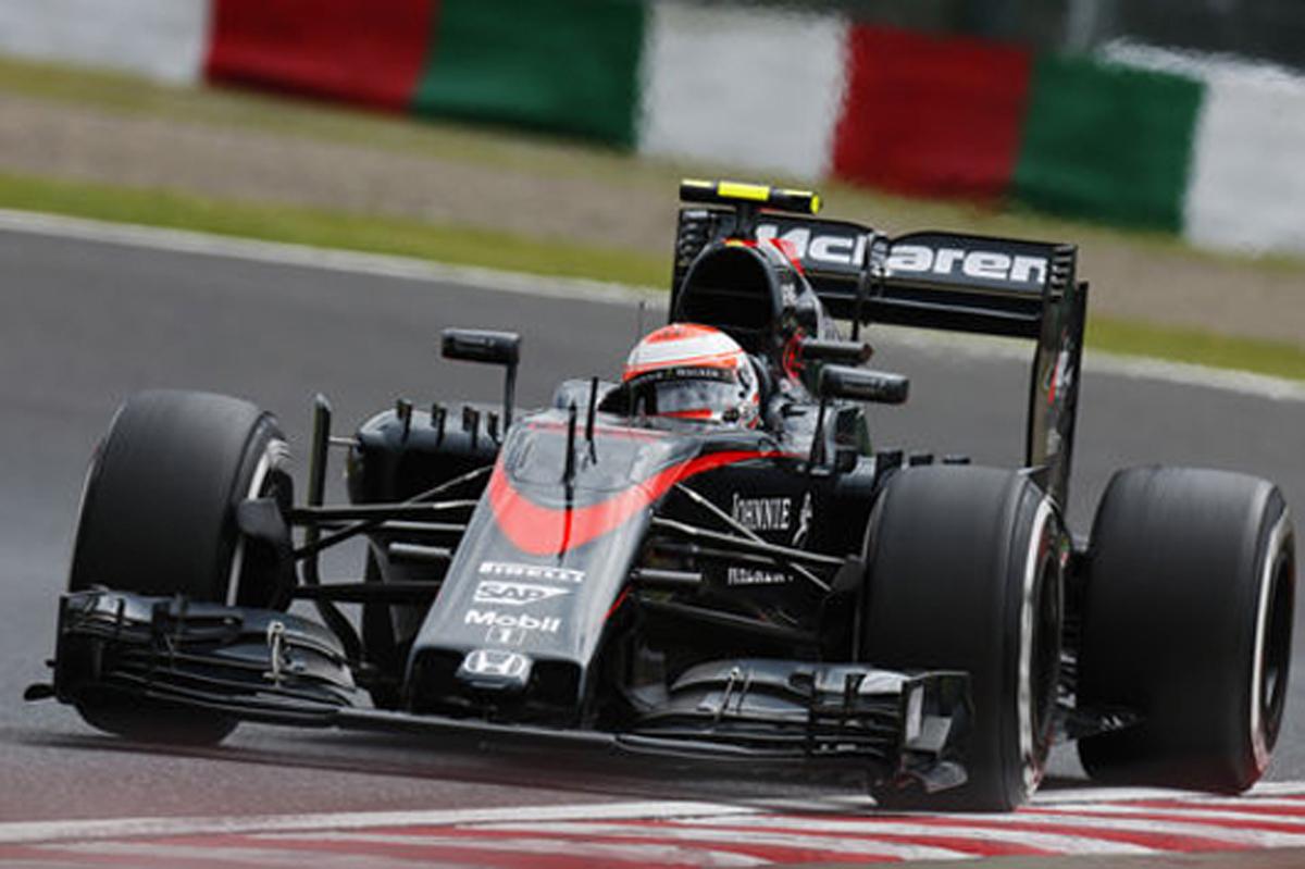F1日本グランプリ 速報