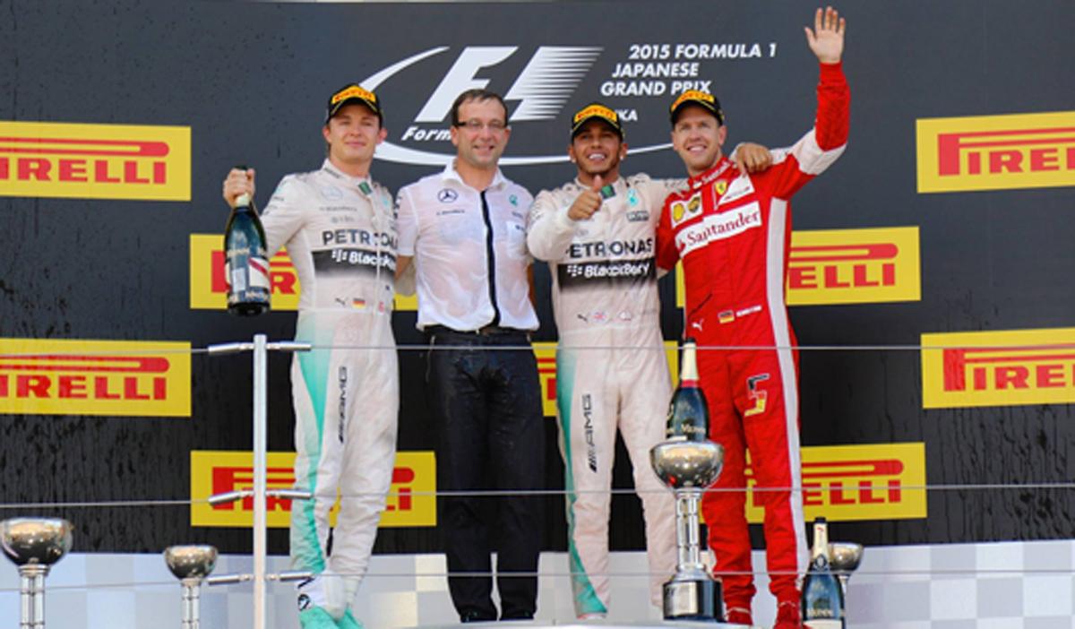 F1 日本グランプリ 鈴鹿