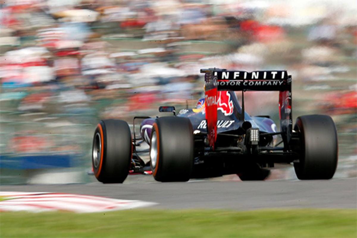 レッドブル F1撤退