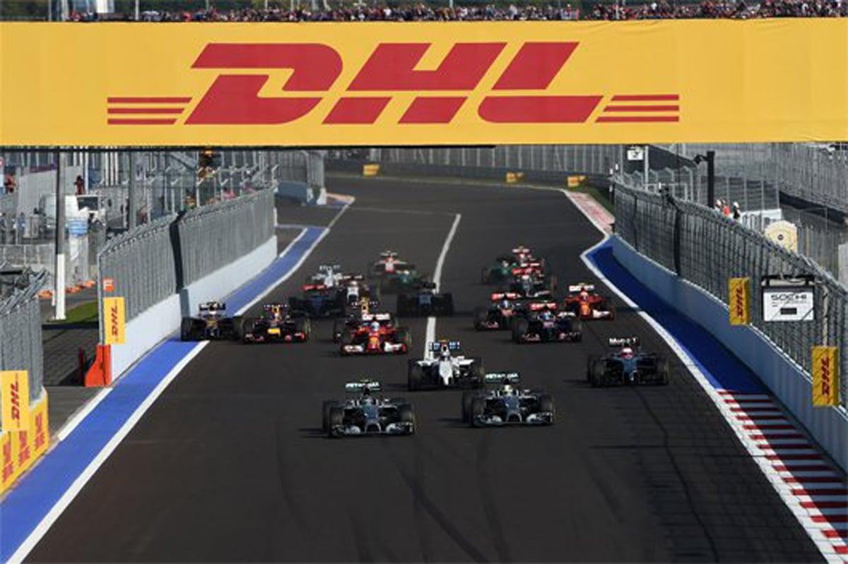 F1ロシアGP TV放送