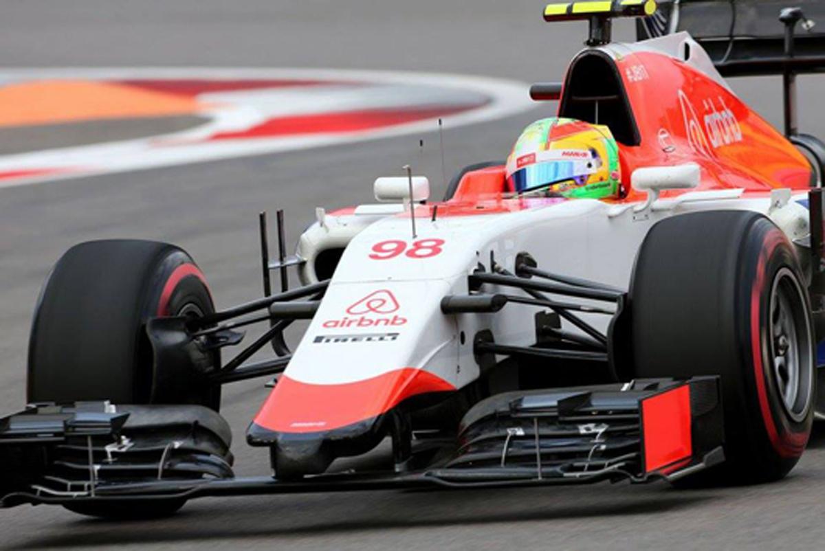 マノー・マルシャ F1ロシアグランプリ 結果