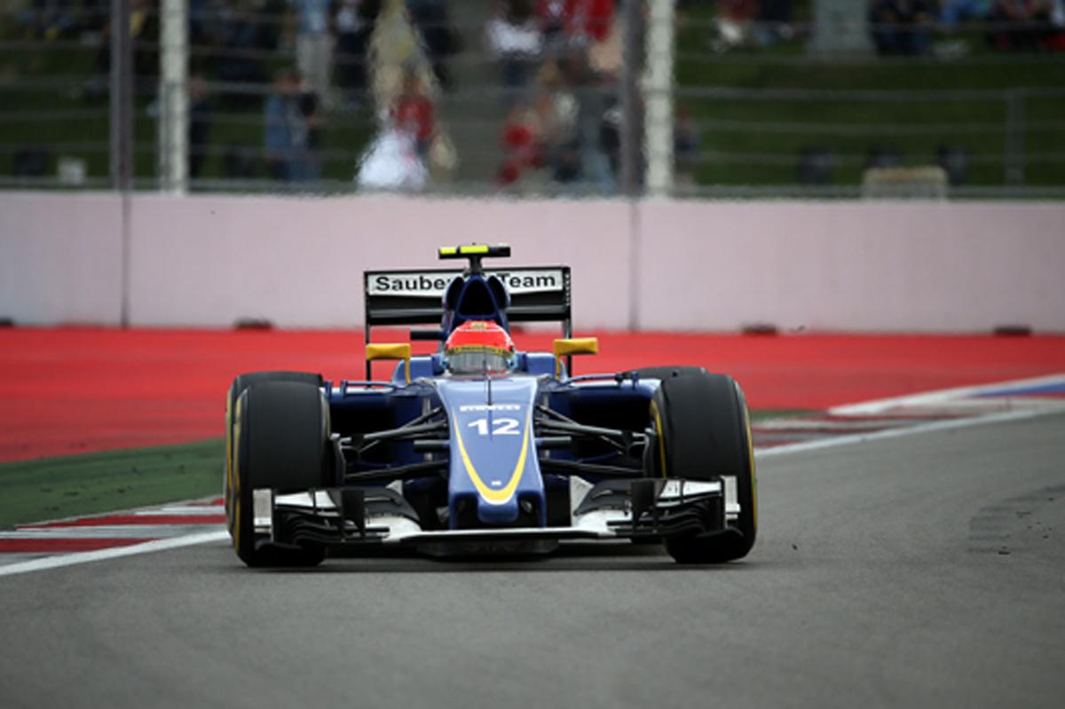 ザウバー F1ロシアグランプリ 結果