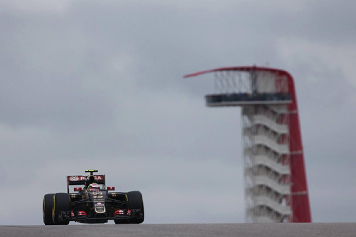 ロータス F1アメリカGP