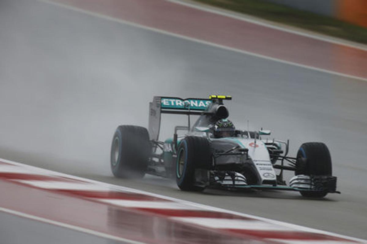 F1アメリカGP 予選 結果